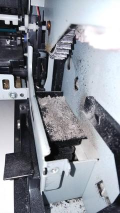 LB3910修理過程