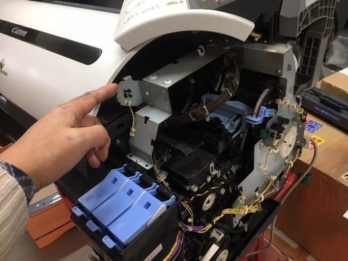 IPF650修理お見積もり