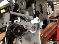 LBP8710修理過程