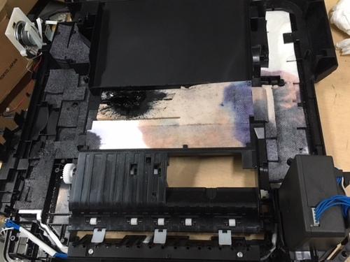 MX893 インク吸収体 フル