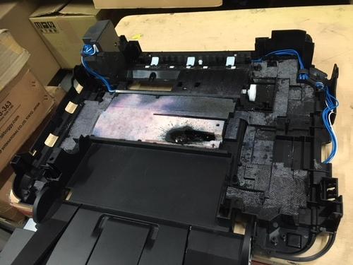 MG6130  インク吸収体フル
