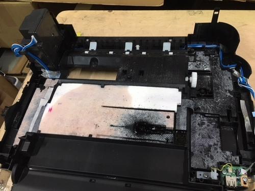 IP4930  廃インク吸収体フル