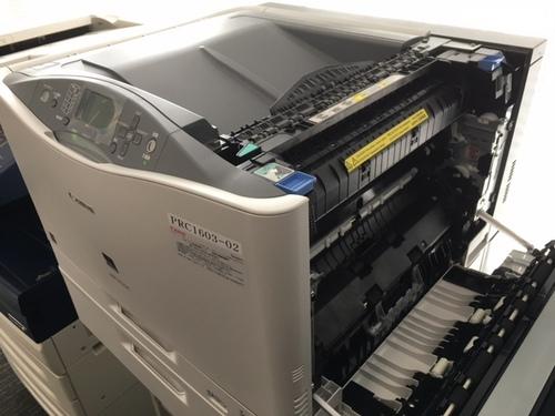 LBP9520C 設置