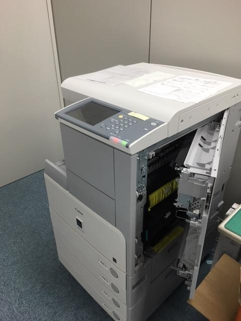 LBP4500 点検実施