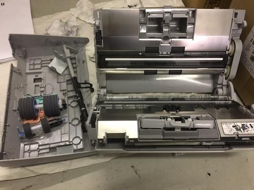 DR-M160 給紙搬送不良