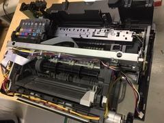 ip7500修理過程