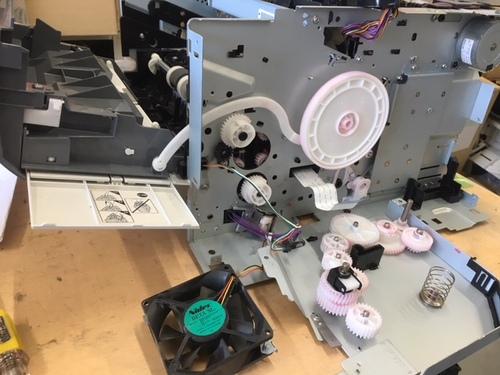 LBP3410    カセット用紙JAM