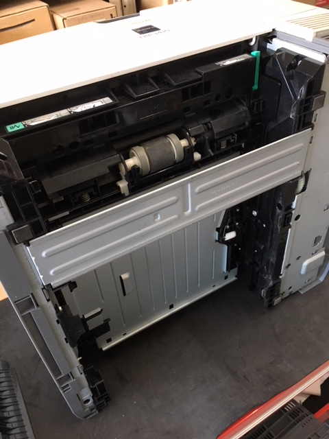 LBP3410    シール紙 カセット用紙JAM