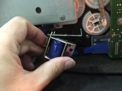 LBP1820修理過程