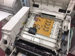 LBP5910修理過程