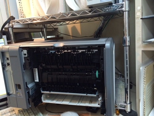 LBP3410 異音修理