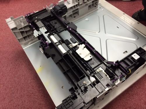 LBP5910 オプションカセット不良