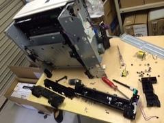 LBP3410修理過程